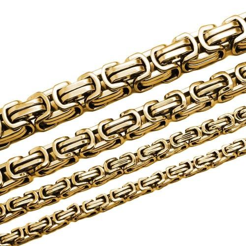 Königskette gold