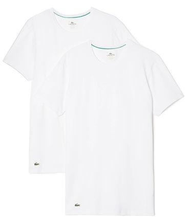 Lacoste T-Shirt weiss