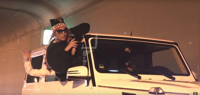 Lil Lano King Khalil G-Klasse