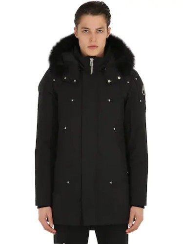 Moose Knuckles Stirling Parka Herren