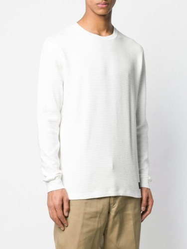 Neighborhood sweater white