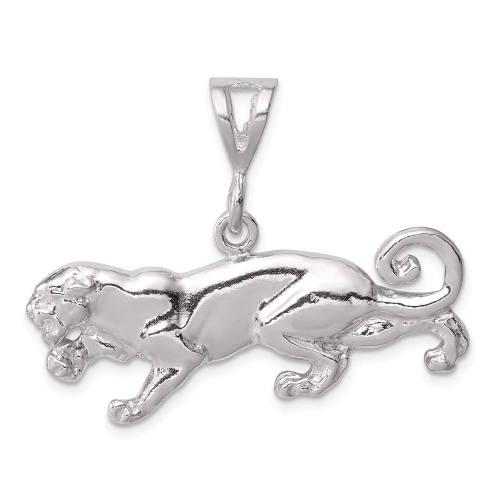 Puma Halskette Anhänger