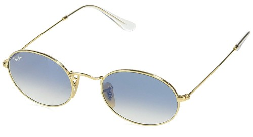 Ray Ban Sonnenbrille oval