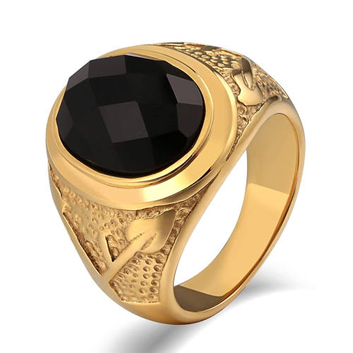Luciano Style Ring