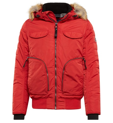 Tom Tailor Bomberjacke rot