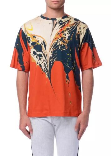 Azet T-Shirt bunt