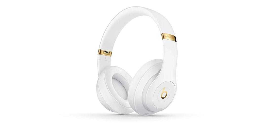 Beats Studio 3 weiß gold