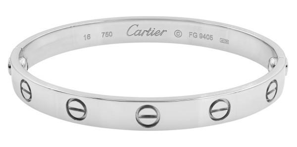 Cartier Love Armband