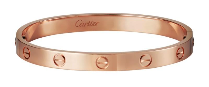 Cartier Rosegold Armband