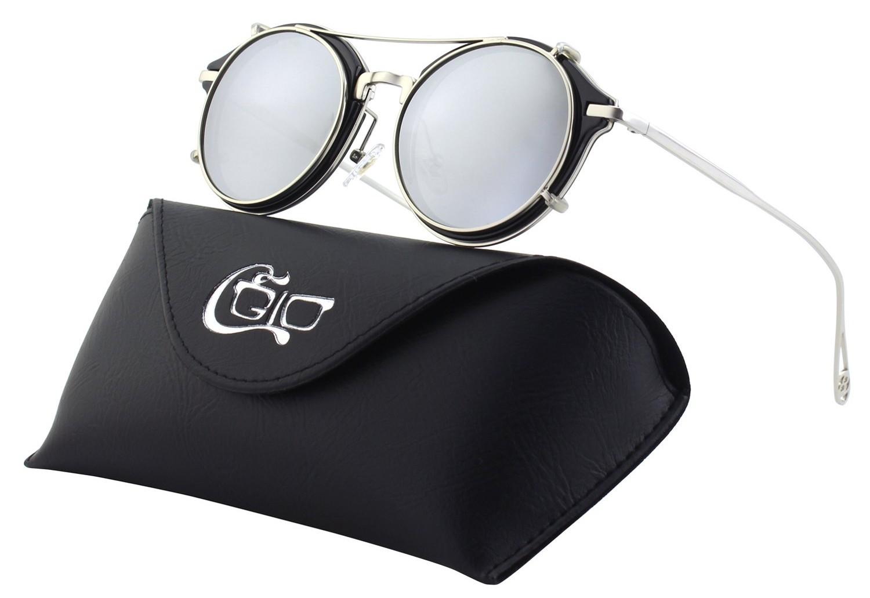 CGID Sonnenbrille Steampunk