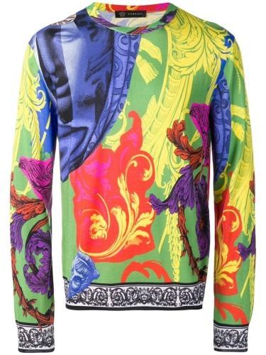 Eno Pullover Versace