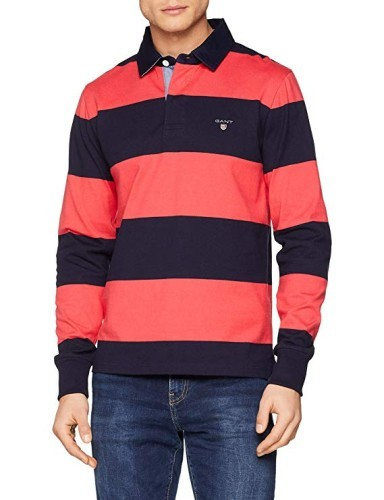 Gant Rugby Langarm Shirt