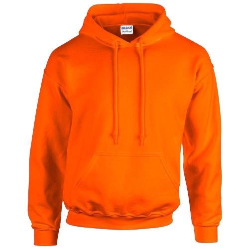 Gildan Hoodie Orange
