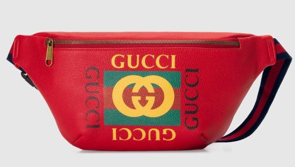 Gucci Umhängetasche rot Lil Lano