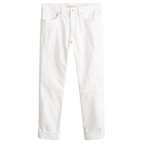 Jeans Herren weiß