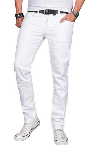 Jeans weiß herren