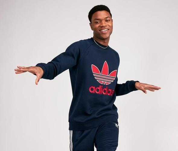 King Khalil Adidas Pullover
