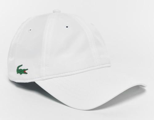 Lacoste Kappe weiß