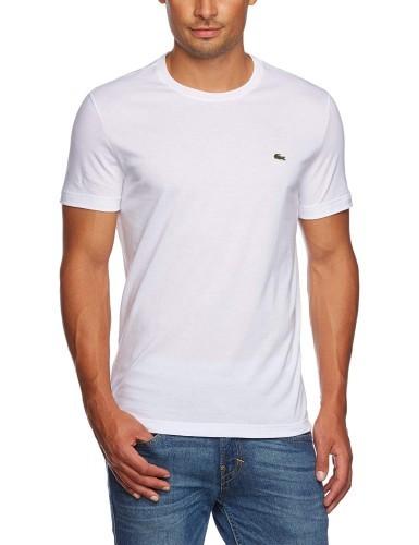 Lacoste T-Shirt weiß Herren