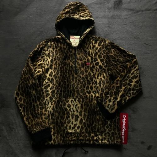 Lil Lano Jacke Supreme Leopard