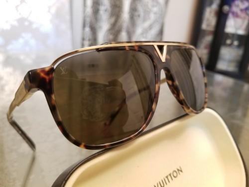 Mero Sonnenbrille Louis Vuitton