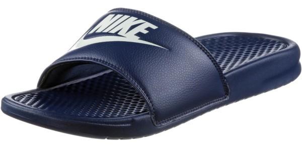 Nike Badelatschen blau