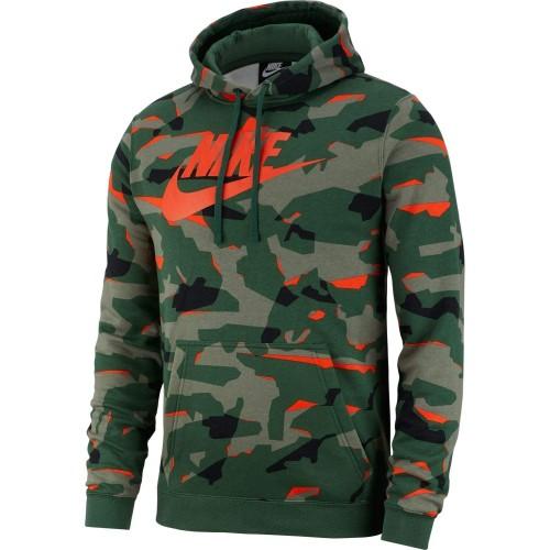 Nike Club Camo Hoodie PO bbgx
