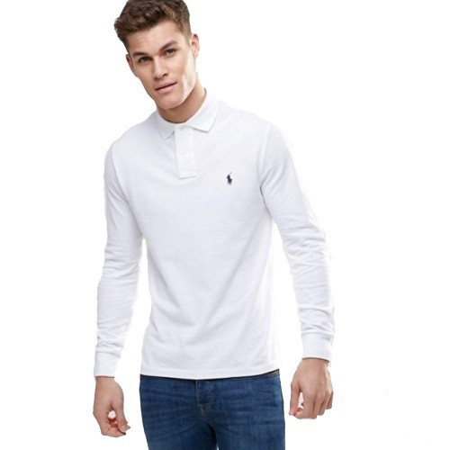 Polo Ralph Lauren Langarm Poloshirt