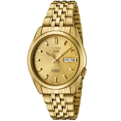 Seiko Uhr Gold Herren