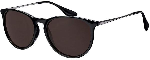 Sonnenbrille Vintage rund
