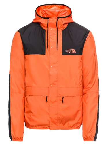 The North Face Jacket Orange
