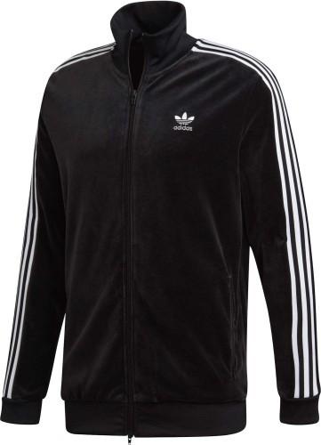Adidas Cozy Track Top schwarz