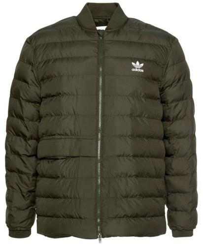 Adidas Originals Steppjacke oliv