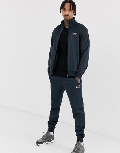 Armani Trainingsanzug blau