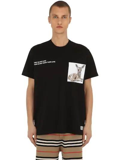 Burberry Reh T-Shirt