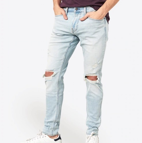 Hollister Jeans hell