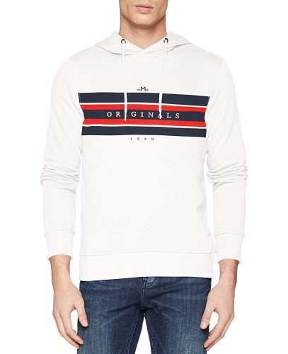 Jack Jones Originals Pullover weiß
