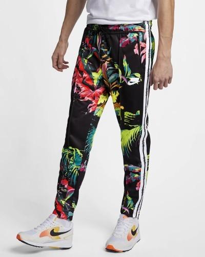 Nike Jogginghose Blumen