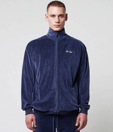 Live Fast Die Young Trainingsjacke Velours