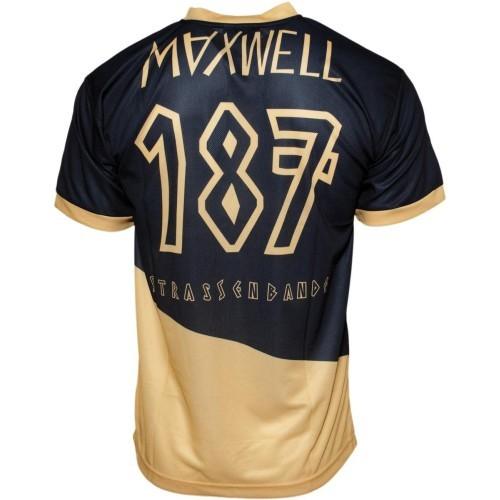 Maxwell 187 Strassenbande Trikot