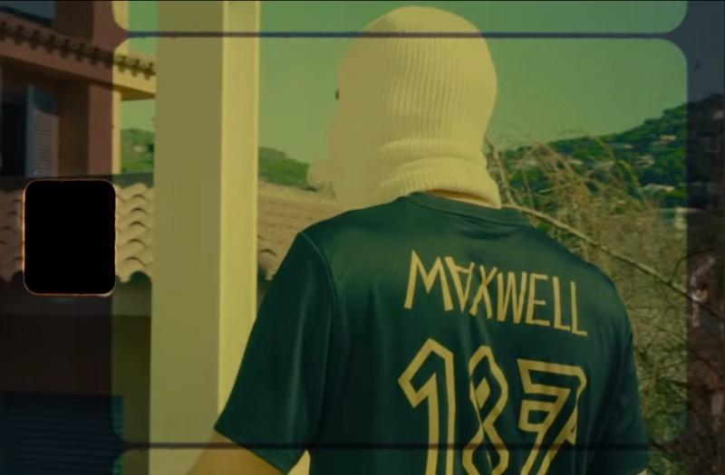 Maxwell 187 Trikot