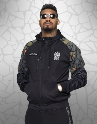 Maxwell Narcotic Athletics Jacke