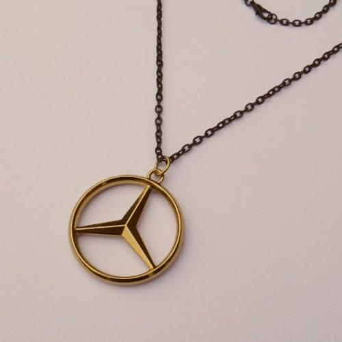 Mercedes Benz Halskette