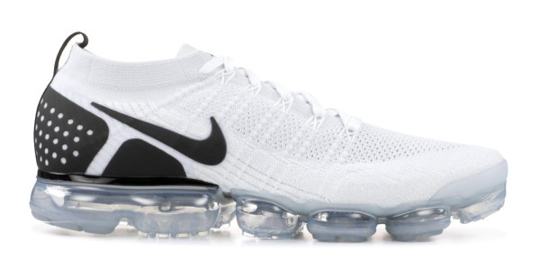 Nike Vapormax Flyknit 2 Black White