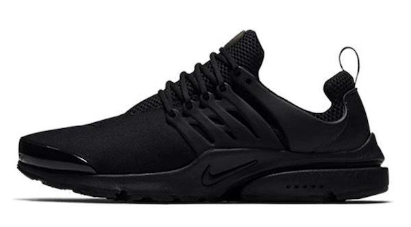 Nike Air Presto schwarz