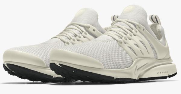 Nike Presto Cream