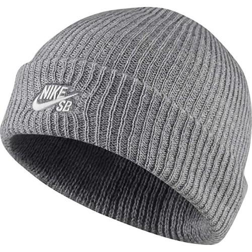 Nike SB Mütze grau