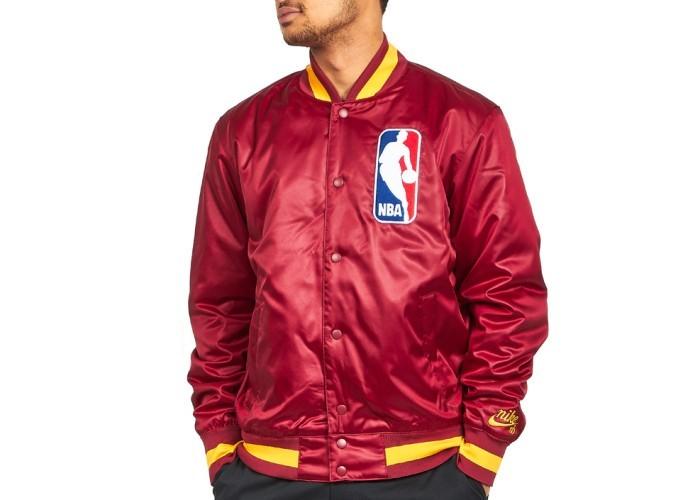 Nike SB NBA Bomber Jacke