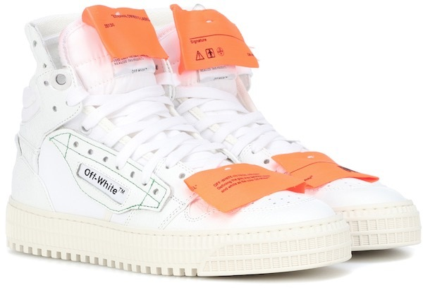 Off-White Sneaker Damen weiß