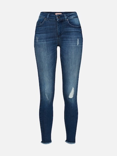 Only Jeans Damen Distressed